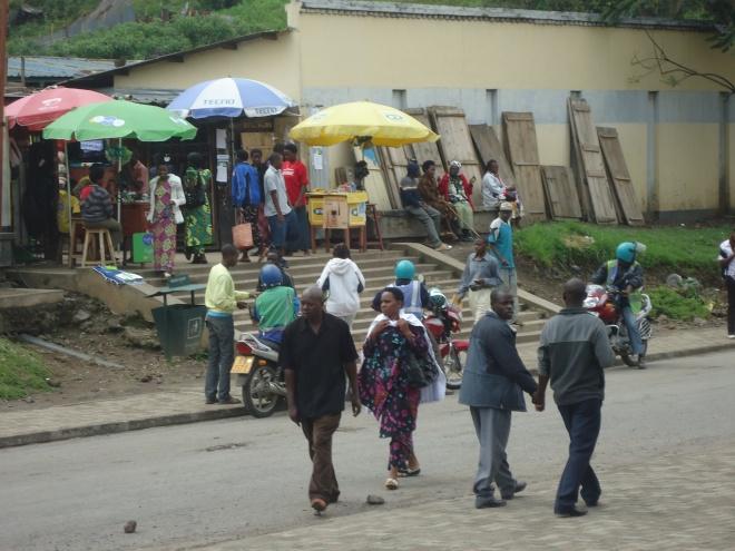Musanze, mars 2013