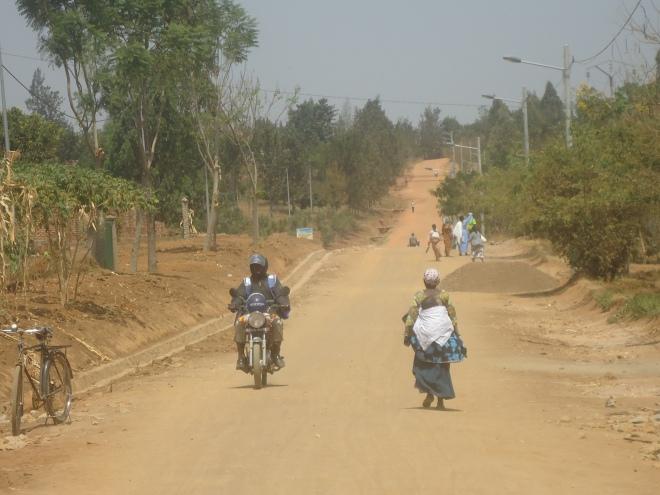 Nyagatare, juillet 2013