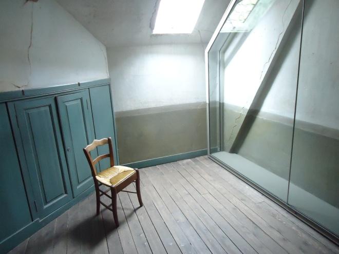La chambre où Van Gogh a passé ses derniers jours, à l'auberge Ravoux...