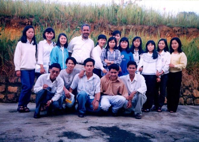 Université de Dalat, année scolaire 1998-199