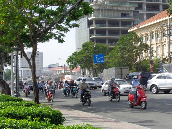 Saïgon, mercredi matin, 19 novembre.