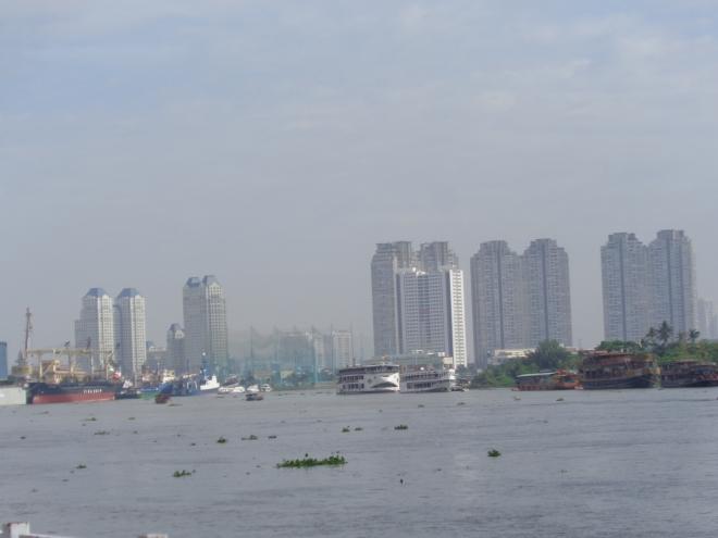 Rivière Saïgon