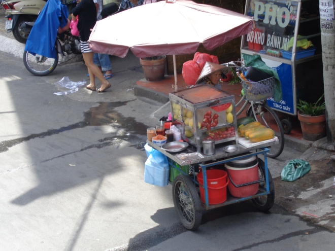 Saïgon, 19 novembre