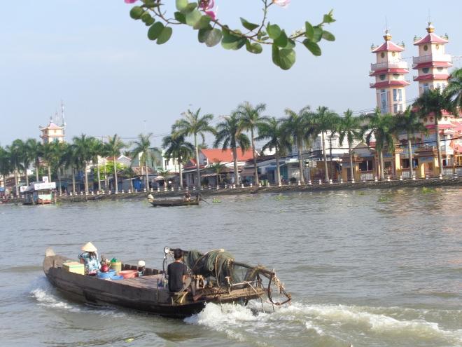 Sadec, Delta du Mékong