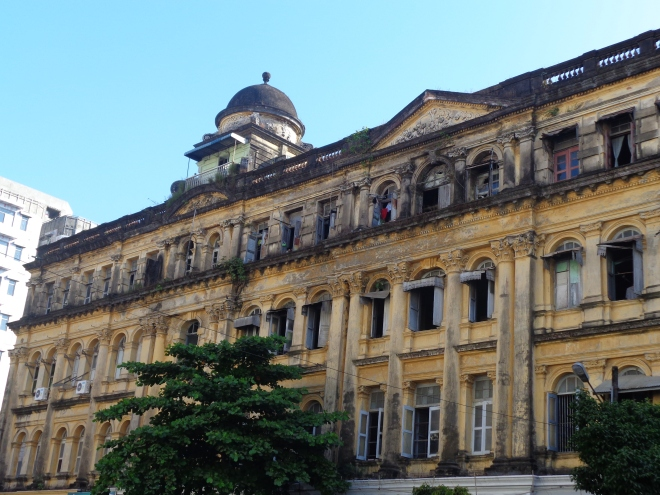 Yangon Heritage Buildings