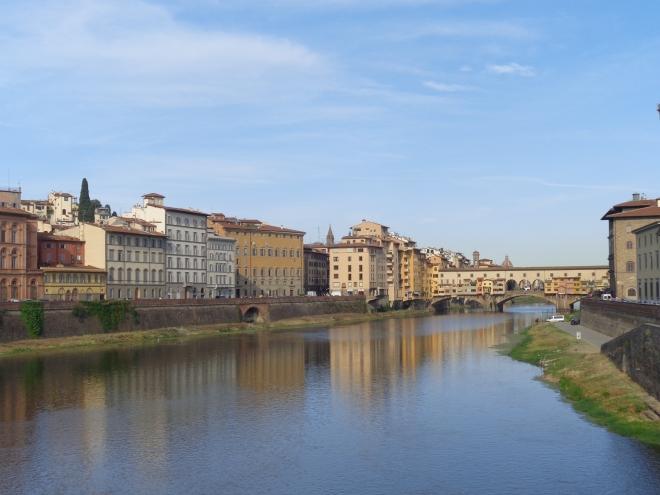 Florence au petit matin, mercredi 9 septembre