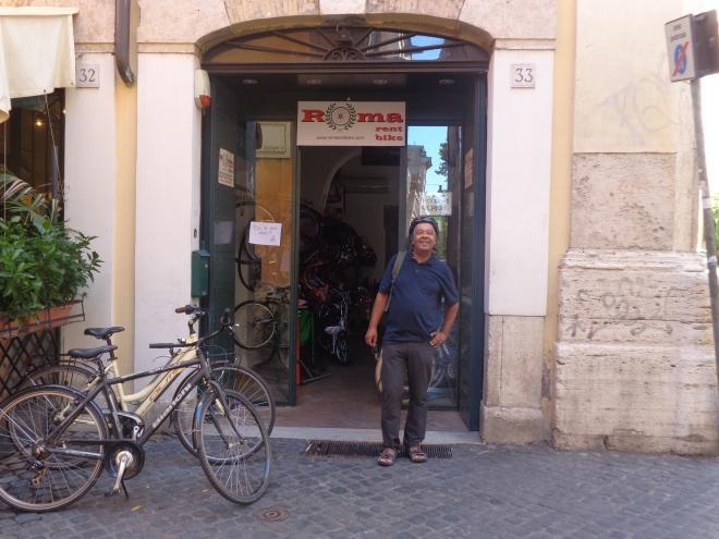 Une bonne adresse à Rome...
