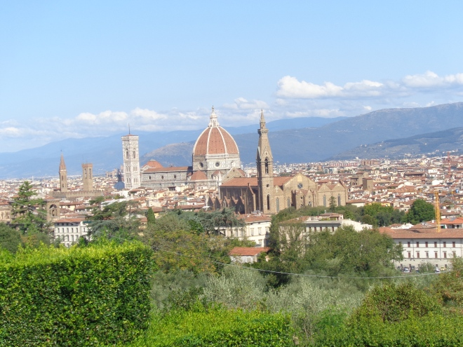 Florence, septembre 2015.