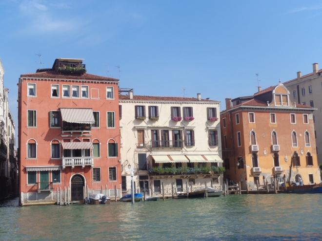 La montée des eaux, sestieri Cannaregio