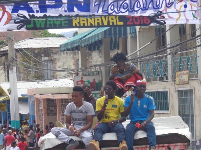 Jacmel, dimanche 31 décembre
