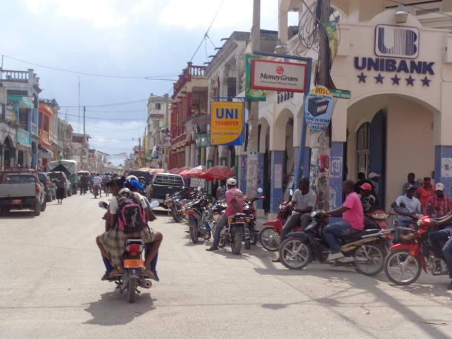 Centre-ville des Cayes