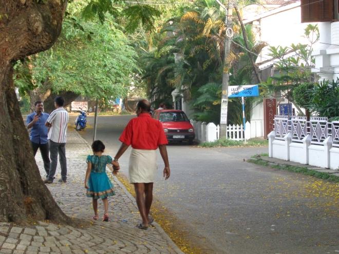 Fort Cochin, dimanche 4 décembre