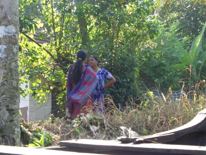 Entre Alleppey et Kottayam, mercredi 14 décembre