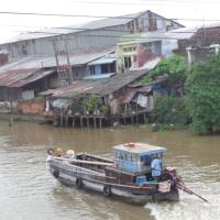 Entre Ninh Hoa et Sadec
